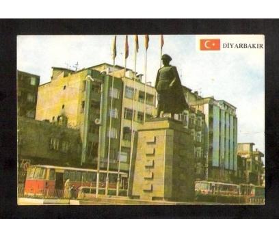 DİYARBAKIR PARÇALI-KARTPOSTAL.