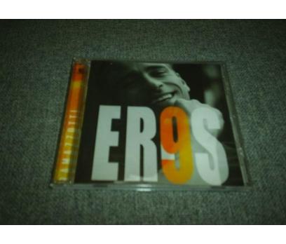 EROS RAMAZOTTİ ORJİNAL BANDROLLÜ YABANCI MÜZİK CD