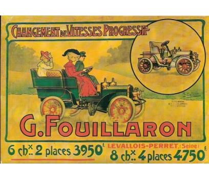 G.FOUILLARON-KARTPOSTAL.