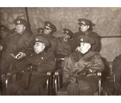 HARP OKULU TATBİKATI 1967