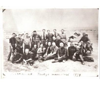 HAVACILIK-TRAKYA MANEVRASI 1937