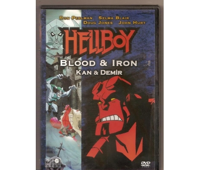 HELLBOY BLOOD AND IRON (HELLBOY KAN VE DEMİR) DVD