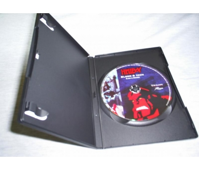 HELLBOY BLOOD AND IRON (HELLBOY KAN VE DEMİR) DVD 2