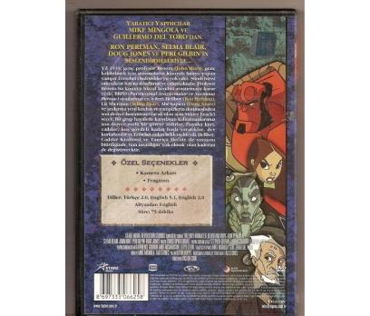 HELLBOY BLOOD AND IRON (HELLBOY KAN VE DEMİR) DVD 3