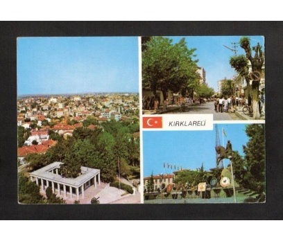 KIRKLARELİ PARÇALI-KARTPOSTAL.