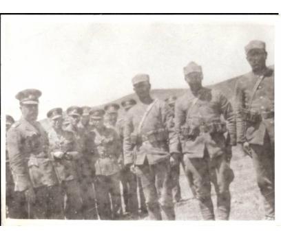 KIŞ DÖNEMİ'DE YAPILAN ATIŞ MÜSABAKASI 1938