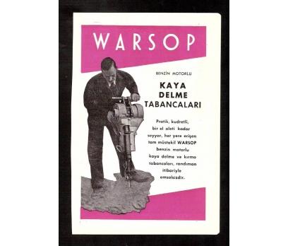 REKLAM-WARSOP KAYA DELME TABANCALARI