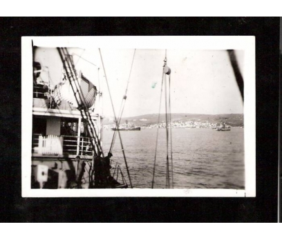 TRABZON.DENİZDEN SAHİL-1939 YILI.