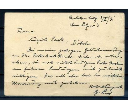 REİCH ANTİYE 1939 GOETHE FLAMLI PG (E-0214) 2