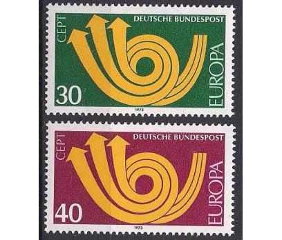 1973 Almanya Europa Cept Damgasız**