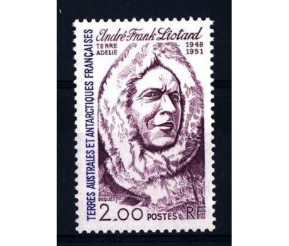 1985 Fransa Antartik A.F. Liotard Damgasız**