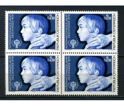 AVUSTURYA ** 1979 DÜNYA ÇOCUK YILI DBL (190414)