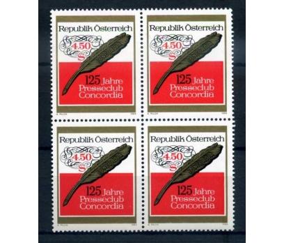 AVUSTURYA ** 1984 YAZARLAR KULÜBÜ   DBL (220414)