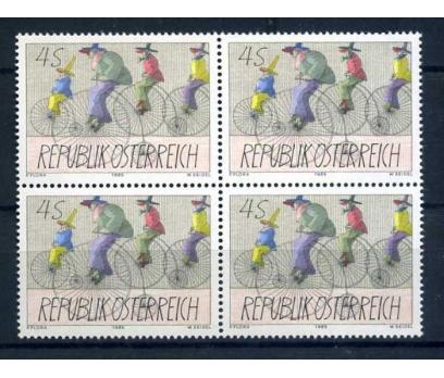 AVUSTURYA ** 1985 MODERN SANAT  DBL (230414)