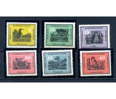 DDR ** 1959  HAYVANLAR TAM SERİ (260414)
