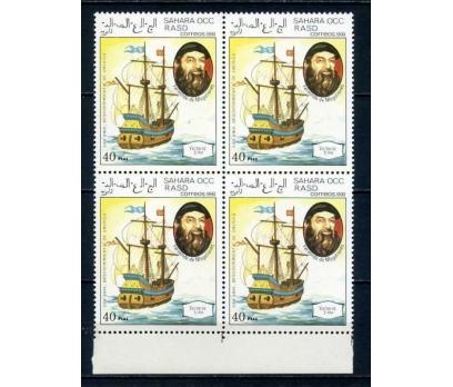 SAHARA ** 1993 GEMİLER & KAŞİFLER D.BLOK (170414) 3