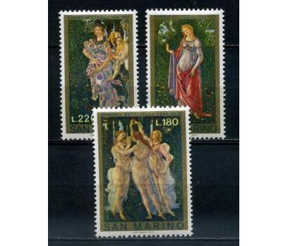 SAN MARİNO  ** 1972 CHRİSTMAS TAM SERİ (180414)