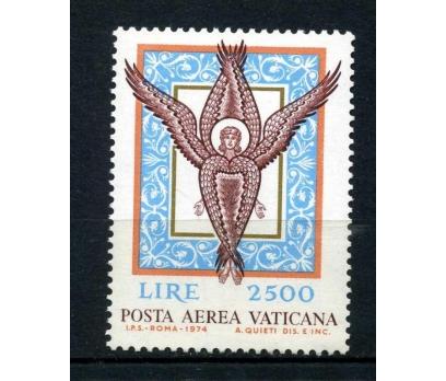 VATİKAN  ** 1974 UÇAK POSTA 2500 LİRET (180414)