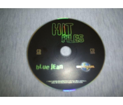 HIT FILES BLUE JEAN CD ROM