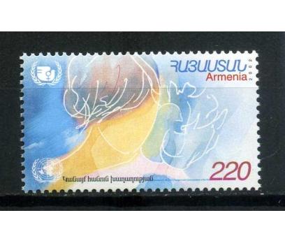 ERMENİSTAN ** 2002 UNIFEM & UNO TAM SERİ (010514)