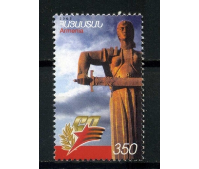 ERMENİSTAN ** 2005 ARKEOLOJİ TAM SERİ (020514)