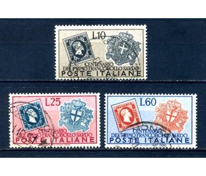 İTALYA DAMGALI 1951 PULUN 100.YILI SÜPER (040514)