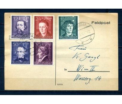 REICH 1942 GG KOPERNİK VD. İGD KARTTA  (030514)