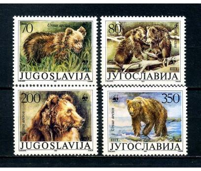 YUGOSLAVYA ** 1988 AYILAR TAM SERİ (040514)