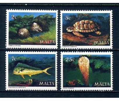 MALTA ** 1979 BALIKLAR TAM SERİ (060514)