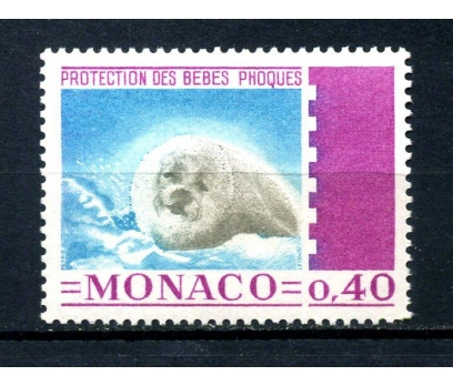 MONAKO ** 1970 FOK BALIĞI TAM SERİ (070514)