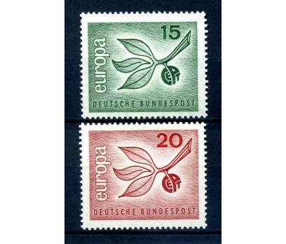 ALMANYA **1965 E.CEPT TAM SERİ SÜPER(100514)
