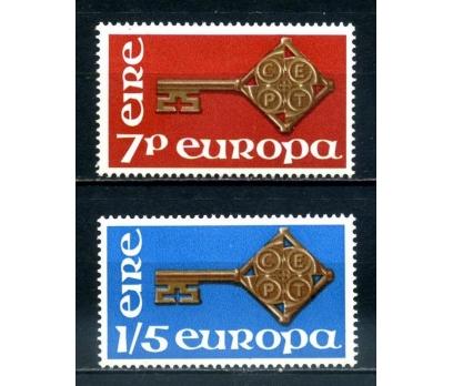 İRLANDA **1968 E.CEPT TAM SERİ SÜPER(110514)