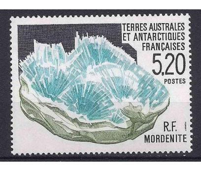 1991 Fransa Antartik Mineraller Damgasız**