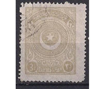 1923 Ayyıldız 1. Baskı 3½ K Damgalı