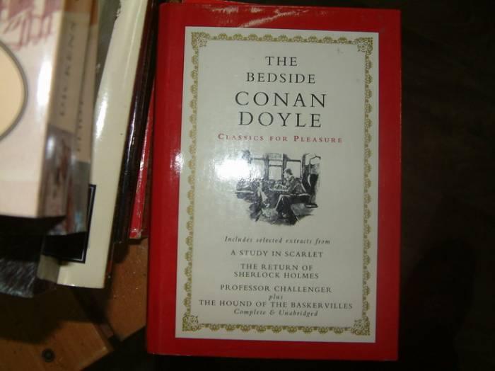 A THE BEDSIDE-CONAN DOYLE-CLASSICS FOR PLEASURE 1