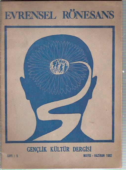 EVRENSEL RÖNESANS-GENÇLİK KÜLTÜR DERGİSİ-1982 1