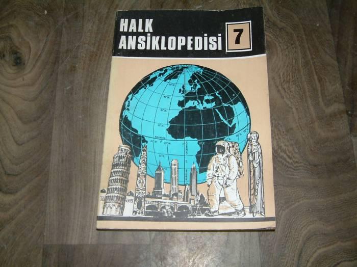 İLKS&HALK ANSİKLOPEDİSİ-CİLT 7 1