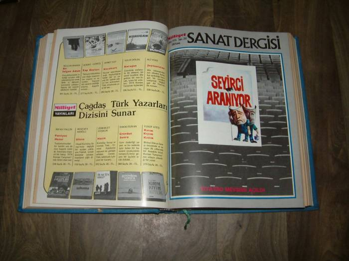 İLKS&SANAT DERGİSİ-1976-SAYI-196-DAAN-SAYI-210 1
