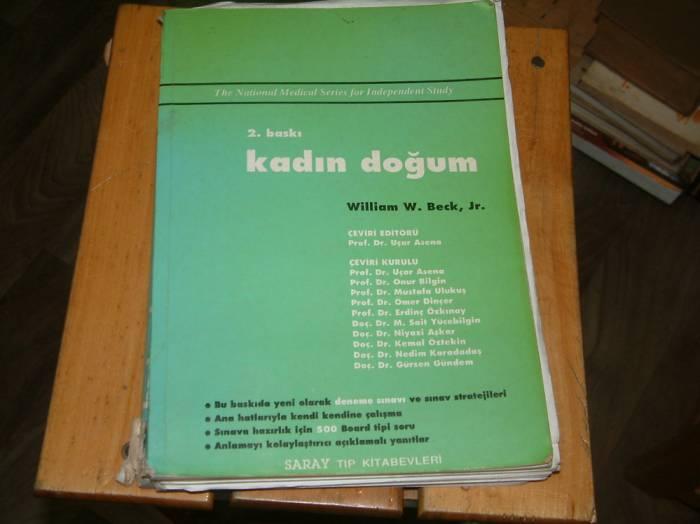 İLKSAHAF&KADIN DOĞUM - WİLLİAM W BECK JR 1