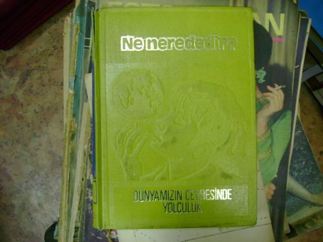 İLKSAHAF&NE NEREDEDİR-SIMONNE M.-RENKLİ RESİMLİ 1