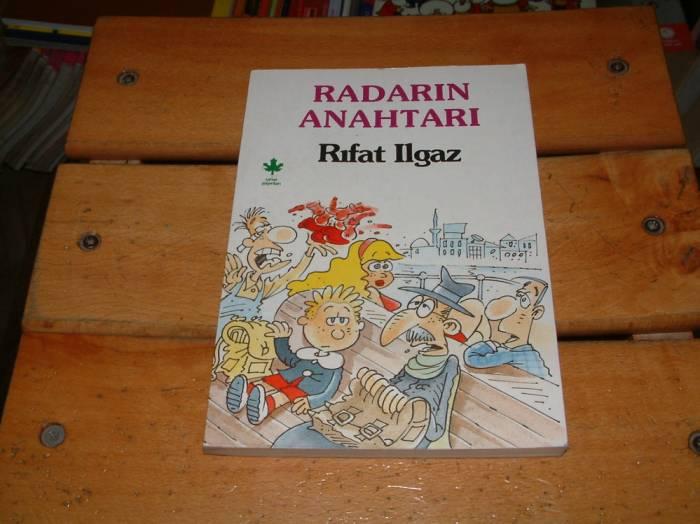 İLKSAHAF&RADARIN ANAHTARI-RIFAT ILGAZ 1