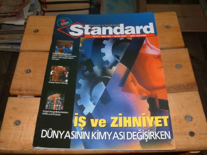 İLKSAHAF&STANDARD DERGİSİ-SAYI 492 1