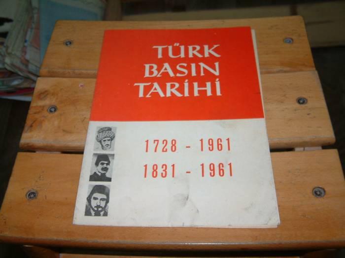 İLKSAHAF&TÜRK BASIN TARİHİ 1