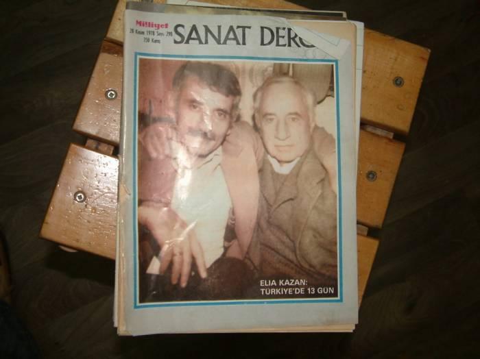 MİLLİYET SANAT DERGİSİ-SAYI:298-1978 1