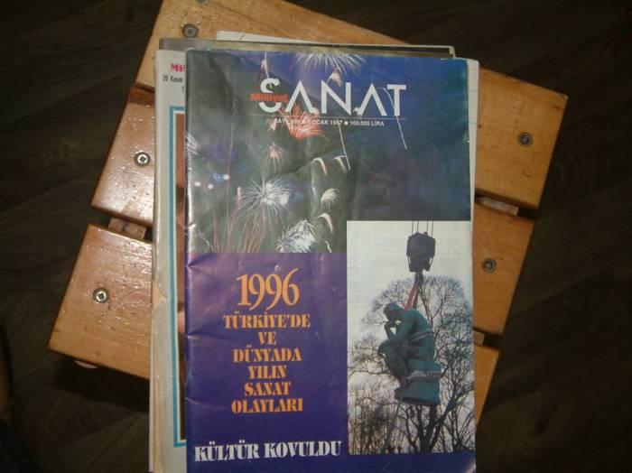 MİLLİYET SANAT DERGİSİ-SAYI:399-1997 1