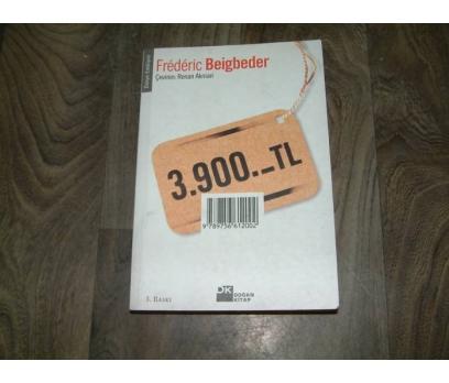 3.900 TL-FREDERİC BEİGBEDER