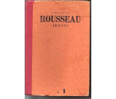 6 KİTABİLE BİRLİKTE ROUSSEAU-1960