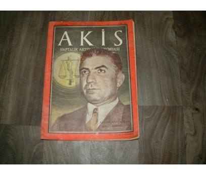 AKİS-ABDULLAH PULAT GÖZÜBÜYÜK ADALET BAK.1960 1
