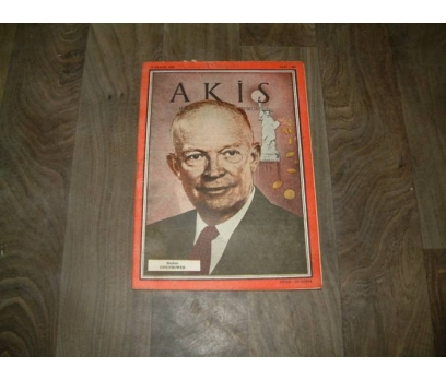 AKİS-BAŞKAN EISENHOWER-9 ARALIK 1959 1