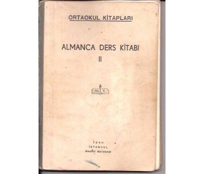 ALMANCA DERS KİTABI 2-ORTAOKUL KİTABI-1940